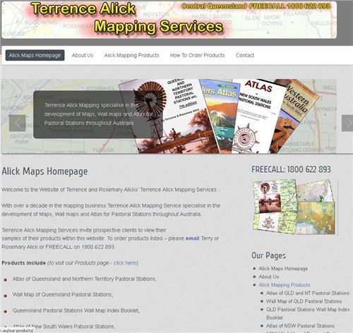 Alick Maps