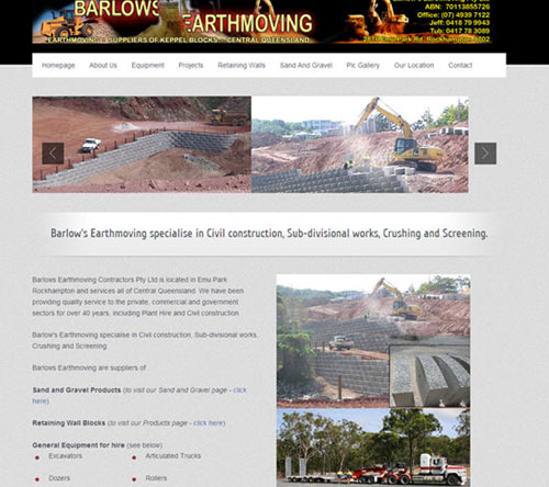 Barlows Earthmoving