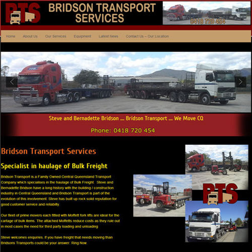 Bridson Transport Service