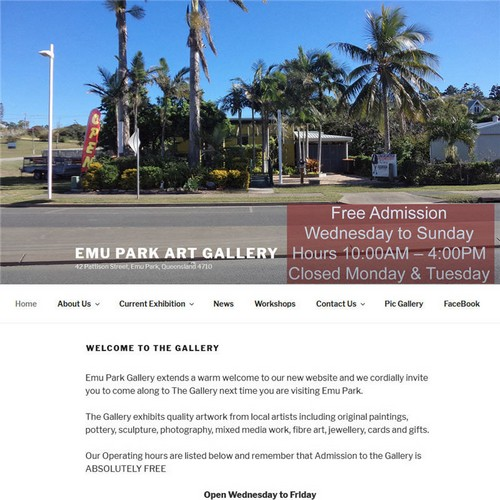 Emu Park Art Gallery
