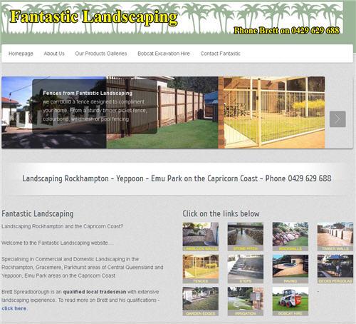 Fantastic Landscaping