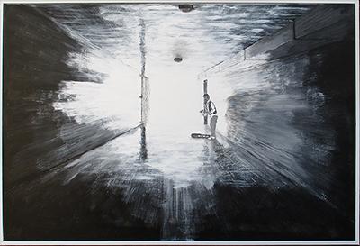 Shelter Me Artist Jeff Quigley, Emu Park
